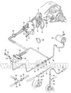 audi-100-rear-differential-lock-mechanism