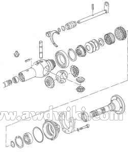 audi-80-quattro-b2-central-differential