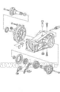 audi-80-quattro-b3-rear-differential-lock