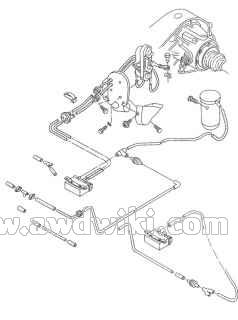 audi-80-quattro-b3-rear-differential-vacuum-lock