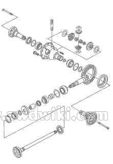 audi-80-quattro-b4-rear-differential