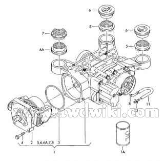 audi-a3-2005-rear-differential