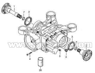 audi-a3-2010-rear-differential-housing