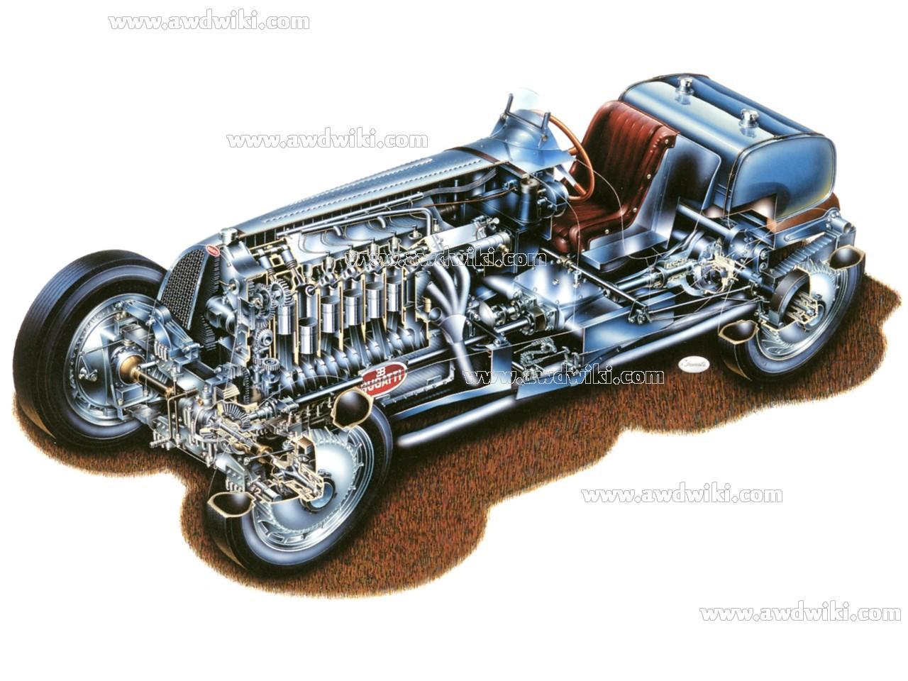 Bugatti Type 53 High Resolution Image (2 of 5)
